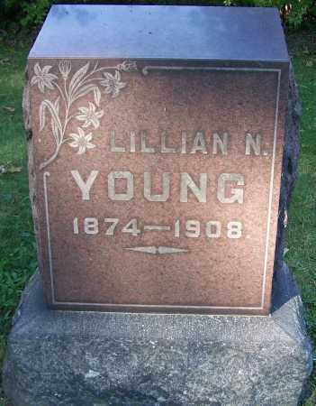 YOUNG, LILLIAN N. - Stark County, Ohio   LILLIAN N. YOUNG - Ohio Gravestone Photos