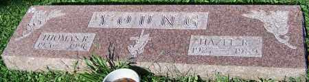 YOUNG, THOMAS R. - Stark County, Ohio   THOMAS R. YOUNG - Ohio Gravestone Photos