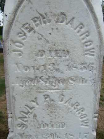 DARROW, JOSEPH - Summit County, Ohio | JOSEPH DARROW - Ohio Gravestone Photos