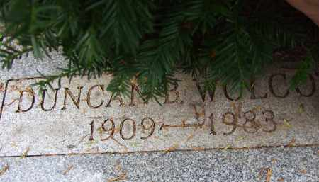 WOLCOTT, DUNCAN BREWSTER - Summit County, Ohio | DUNCAN BREWSTER WOLCOTT - Ohio Gravestone Photos