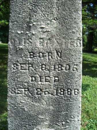 BAXTER, OTIS - Trumbull County, Ohio   OTIS BAXTER - Ohio Gravestone Photos