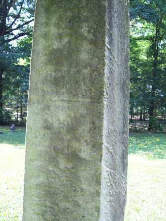 WHITE BAXTER, PHEBE - Trumbull County, Ohio   PHEBE WHITE BAXTER - Ohio Gravestone Photos