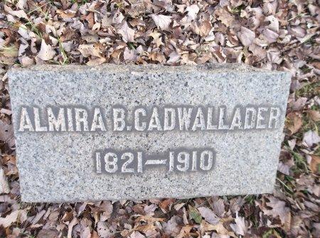 BOYD CADWALLADER, ALMIRA B. - Trumbull County, Ohio | ALMIRA B. BOYD CADWALLADER - Ohio Gravestone Photos