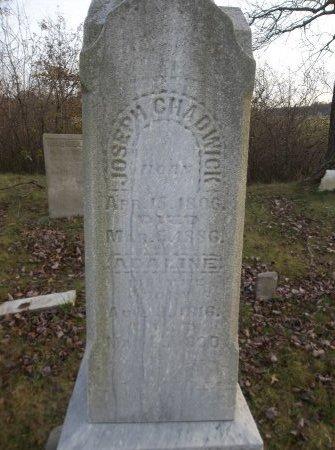 CHADWICK, JOSEPH - Trumbull County, Ohio | JOSEPH CHADWICK - Ohio Gravestone Photos