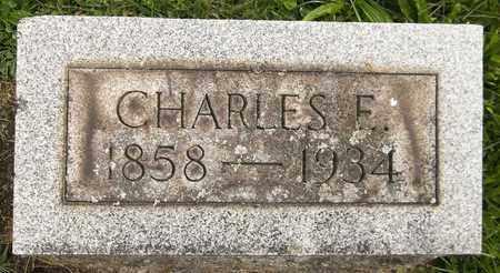 CLARK, CHARLES E. - Trumbull County, Ohio | CHARLES E. CLARK - Ohio Gravestone Photos