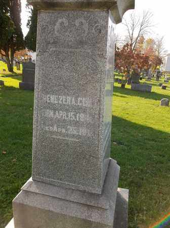 CLARK, EBENEZER A. - Trumbull County, Ohio | EBENEZER A. CLARK - Ohio Gravestone Photos