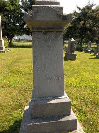 CLARK, SHERMAN - Trumbull County, Ohio   SHERMAN CLARK - Ohio Gravestone Photos