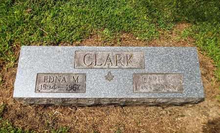 CLARK, EDNA M. - Trumbull County, Ohio | EDNA M. CLARK - Ohio Gravestone Photos