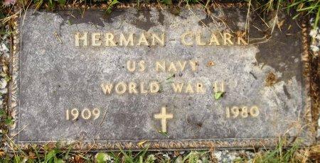 CLARK, HERMAN - Trumbull County, Ohio | HERMAN CLARK - Ohio Gravestone Photos