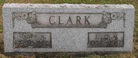CLARK, JAMES H. - Trumbull County, Ohio | JAMES H. CLARK - Ohio Gravestone Photos