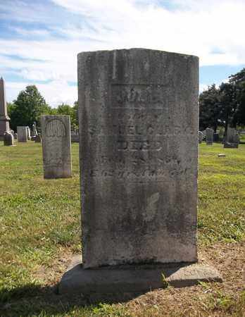 CLARK, JULIA - Trumbull County, Ohio   JULIA CLARK - Ohio Gravestone Photos