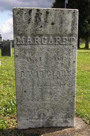 CLARK, MARGARET - Trumbull County, Ohio   MARGARET CLARK - Ohio Gravestone Photos