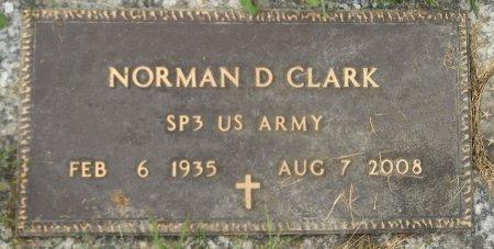CLARK, NORMAN D. - Trumbull County, Ohio | NORMAN D. CLARK - Ohio Gravestone Photos