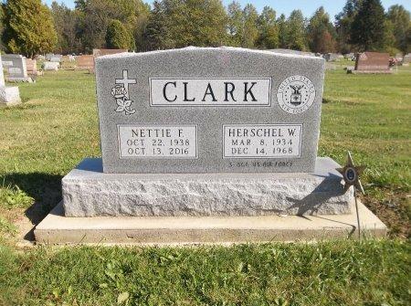 CLARK, NETTIE F. - Trumbull County, Ohio | NETTIE F. CLARK - Ohio Gravestone Photos