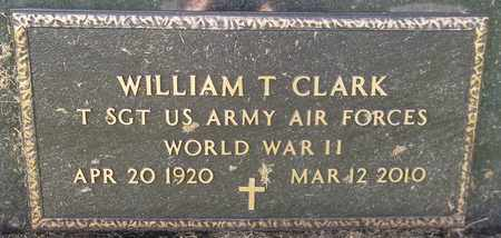 CLARK, WILLIAM T. - Trumbull County, Ohio   WILLIAM T. CLARK - Ohio Gravestone Photos