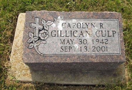 CULP, CAROLYN R. - Trumbull County, Ohio | CAROLYN R. CULP - Ohio Gravestone Photos