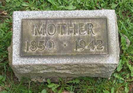 DABNEY, MOTHER - Trumbull County, Ohio | MOTHER DABNEY - Ohio Gravestone Photos