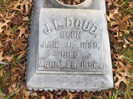 DOUD, JOHN L. - Trumbull County, Ohio | JOHN L. DOUD - Ohio Gravestone Photos
