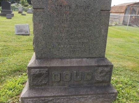 DOUD, ELLA M. - Trumbull County, Ohio | ELLA M. DOUD - Ohio Gravestone Photos