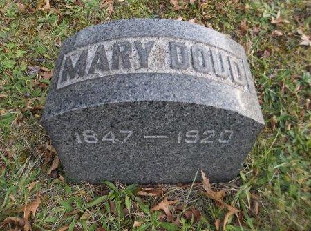 DOUD, MARY - Trumbull County, Ohio | MARY DOUD - Ohio Gravestone Photos