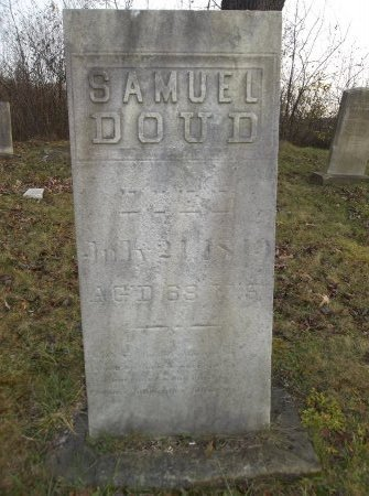 DOUD, SAMUEL - Trumbull County, Ohio   SAMUEL DOUD - Ohio Gravestone Photos