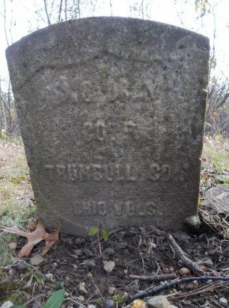 DRAY, JOHN C. - Trumbull County, Ohio   JOHN C. DRAY - Ohio Gravestone Photos
