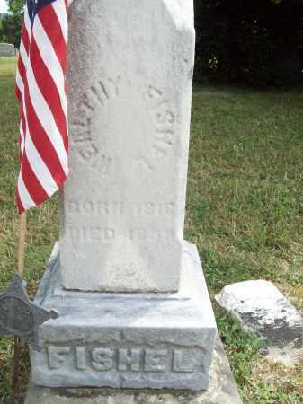 FISHEL, WEALTHY - Trumbull County, Ohio | WEALTHY FISHEL - Ohio Gravestone Photos
