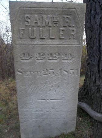 FULL, SAMUEL R. - Trumbull County, Ohio | SAMUEL R. FULL - Ohio Gravestone Photos
