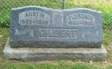 GILBERT, AUSTIN - Trumbull County, Ohio | AUSTIN GILBERT - Ohio Gravestone Photos