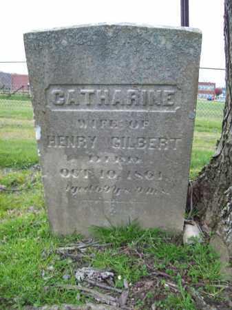 GILBERT, CATHARINE - Trumbull County, Ohio | CATHARINE GILBERT - Ohio Gravestone Photos