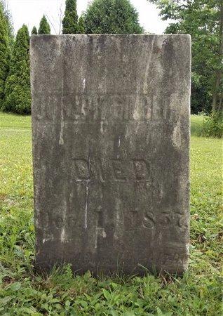 GILBERT, JOSEPH - Trumbull County, Ohio   JOSEPH GILBERT - Ohio Gravestone Photos