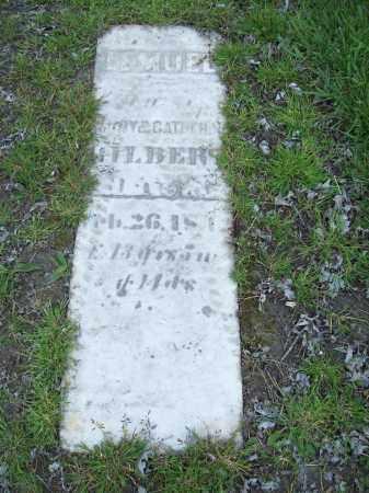 GILBERT, LEMUEL - Trumbull County, Ohio | LEMUEL GILBERT - Ohio Gravestone Photos