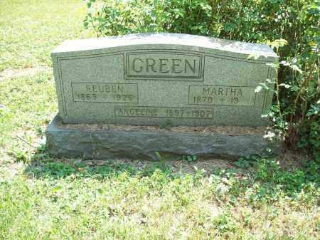 GREEN, MARTHA - Trumbull County, Ohio | MARTHA GREEN - Ohio Gravestone Photos