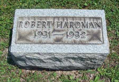 HARDMAN, ROBERT - Trumbull County, Ohio | ROBERT HARDMAN - Ohio Gravestone Photos