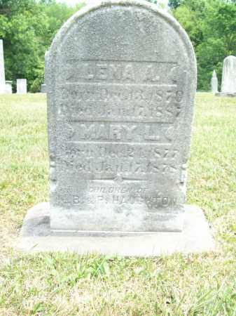 HAUGHTON, LENA A. - Trumbull County, Ohio | LENA A. HAUGHTON - Ohio Gravestone Photos