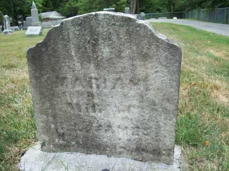 JAMES, MARIAH - Trumbull County, Ohio   MARIAH JAMES - Ohio Gravestone Photos