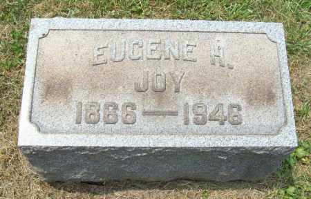 JOY, EUGENE HARVEY - Trumbull County, Ohio   EUGENE HARVEY JOY - Ohio Gravestone Photos