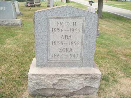 JOY, FRED H. - Trumbull County, Ohio | FRED H. JOY - Ohio Gravestone Photos