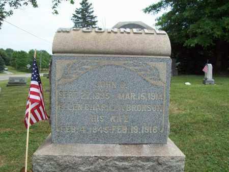 MCCONNELL, ELLEN CHARILLA - Trumbull County, Ohio   ELLEN CHARILLA MCCONNELL - Ohio Gravestone Photos