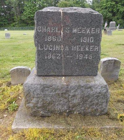 MEEKER, CHARLES - Trumbull County, Ohio | CHARLES MEEKER - Ohio Gravestone Photos