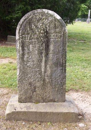 MEEKER, HIRAM - Trumbull County, Ohio | HIRAM MEEKER - Ohio Gravestone Photos