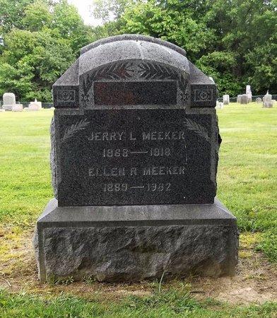 MEEKER, ELLEN R. - Trumbull County, Ohio | ELLEN R. MEEKER - Ohio Gravestone Photos