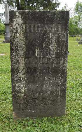 MOFFETT, ABIGAIL - Trumbull County, Ohio   ABIGAIL MOFFETT - Ohio Gravestone Photos