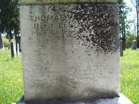 OSBORN, THOMAS POTTS - Trumbull County, Ohio   THOMAS POTTS OSBORN - Ohio Gravestone Photos