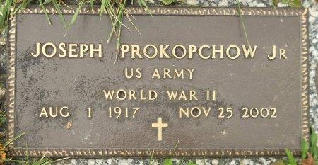 PROKOPCHOW, JOSEPH - Trumbull County, Ohio | JOSEPH PROKOPCHOW - Ohio Gravestone Photos