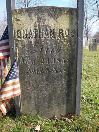 ROSE, JONATHAN - Trumbull County, Ohio | JONATHAN ROSE - Ohio Gravestone Photos