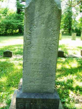 SAWYER, LYDIA A. - Trumbull County, Ohio | LYDIA A. SAWYER - Ohio Gravestone Photos