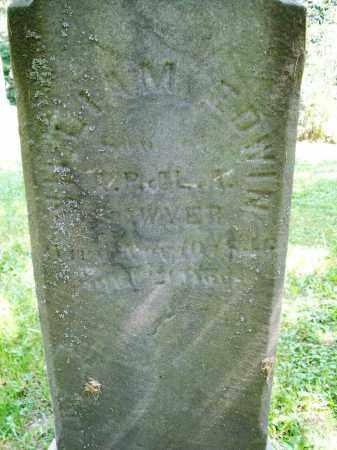 SAWYER, WILLIAM EDWIN - Trumbull County, Ohio   WILLIAM EDWIN SAWYER - Ohio Gravestone Photos