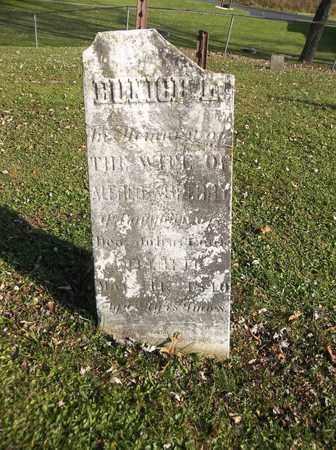 COOK SPERRY, EUNICE - Trumbull County, Ohio | EUNICE COOK SPERRY - Ohio Gravestone Photos