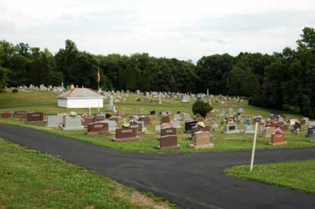 CEMETERY, STONE CREEK - NEW SECTION VIEW - Tuscarawas County, Ohio   STONE CREEK - NEW SECTION VIEW CEMETERY - Ohio Gravestone Photos